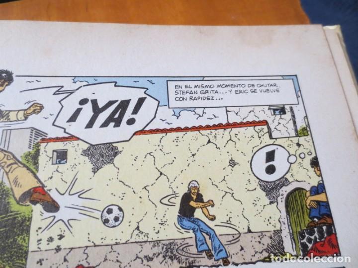 Cómics: Eric Castel Partido de Vuelta (Grijalbo / Junior 1980) - Foto 14 - 145494198