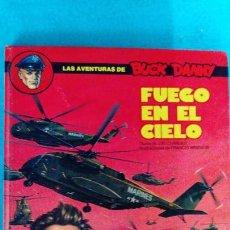 Cómics: LAS AVENTURAS DE BUCK DANNY 43: FUEGO EN EL CIELO, 1989, EDICIONES JUNIOR. Lote 145731378