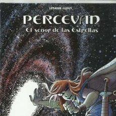 Cómics: PERCEVAN 10: EL SEÑOR DE LAS ESTRELLAS, 1998, GRIJALVO, IMPECABLE. COLECCIÓN A.T.. Lote 145797802