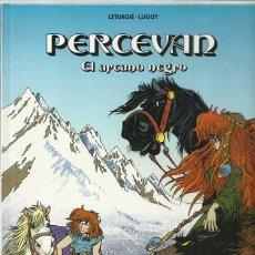 Cómics: PERCEVAN 9: EL ARCANO NEGRO, 1996, GRIJALBO, IMPECABLE. COLECCIÓN A.T.. Lote 145797978
