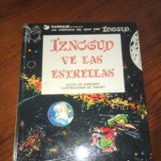 Cómics: IZNOGUD VE LAS ESTRELLAS Nº15.GRIJALBO/DARGAUD.1969.. Lote 146381018