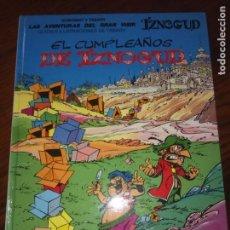 Cómics: EL CUMPLEAÑOS DE IZNOGUD Nº16. GRIJALBO. 1993. Lote 146381182