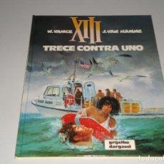 Cómics: XIII TRECE CONTRA UNO 8. Lote 146429018