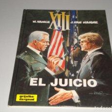 Cómics: XIII EL JUICIO 12. Lote 146429498