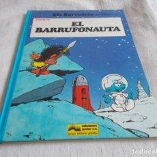 Cómics: ELS BARRUFETS EL BARRUFONAUTA. Lote 146559018