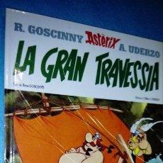 Cómics: ASTERIX-LA GRAN TRAVESÍA-SALVAT. Lote 146705482
