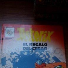 Cómics: ASTERIX . EL REGALO DEL CESAR - TAPA DURA (MUY BUEN ESTADO) --- ZXY. Lote 146717250