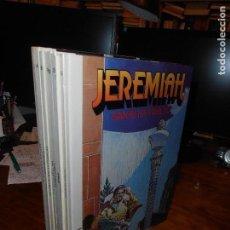 Cómics: LOTE DE 9 TITULOS DE JEREMIAH. HERMANN. EDICIONES JUNIOR.. Lote 146752638