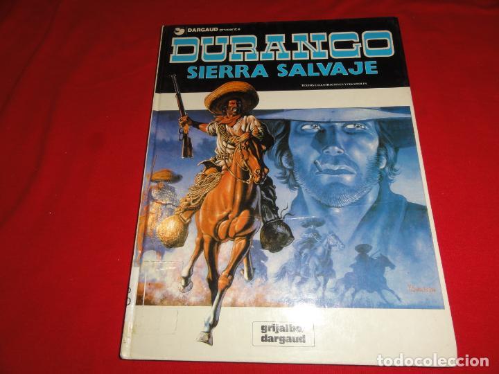 JONATHAN CARTLAND. Nº 8. SIERRA SALVAJE. EDITORIAL GRIJALBO. C-30 (Tebeos y Comics - Grijalbo - Durango)