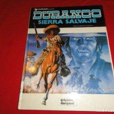 Cómics: JONATHAN CARTLAND. Nº 8. SIERRA SALVAJE. EDITORIAL GRIJALBO. C-30. Lote 146793402
