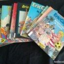Cómics: ERIC CASTEL DOCE COMICS DEL 1 AL 13. Lote 146799222