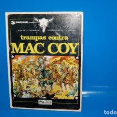Cómics: COMIC EUROPEO TRAMPAS CONTRA MAC COY Nº 3- GRIJALBO/DARGAUD. Lote 146957298