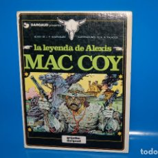 Cómics: COMIC EUROPEO COMIC LA LEYENDA DE ALEXIS MAC COY - GRIJALBO/DARGAUD Nº 1. Lote 146957570