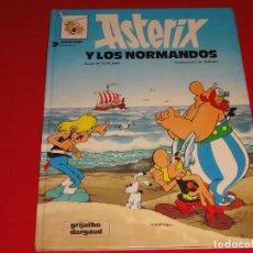 Cómics: ASTERIX. Nº 8. Y LOS NORMANDOS. GRIJALBO .TAPA DURA C-30. Lote 146959262
