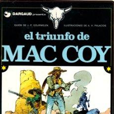 Cómics: EL TRIUNFO DE MAC COY. Nº 4. EDICIONES JUNIOR. 1979. Lote 147171882