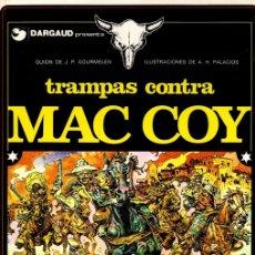 Cómics: TRAMPAS CONTRA MAC COY. Nº 3. EDICIONES JUNIOR. 1979. Lote 147171777