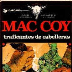 Cómics: MAC COY TRAFICANTES DE CABELLERAS. Nº 7. EDICIONES JUNIOR. 1979. Lote 147022920