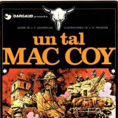 Cómics: UN TAL MAC COY. Nº 2. EDICIONES JUNIOR. 1981. Lote 147023664