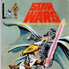 Cómics: STAR WARS LA GUERRA DE LAS GALAXIAS. LINEA 83. NUM. 1 AL 5, RETAPADO. EDICIONES SURCO, 1983. Lote 147030400