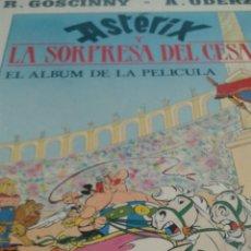 Cómics: ASTÉRIX Y LA SORPRESA DEL CÉSAR. Lote 147035546