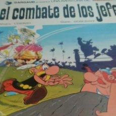 Cómics: EL COMBATE DE LOS JEFES (ASTÉRIX NÚMERO 10). Lote 147041206