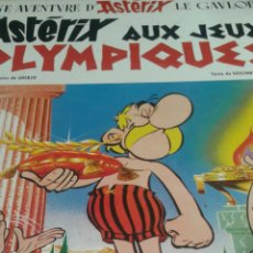 Cómics: ASTÉRIX AUX JEUX OLYMPIQUES (EN FRANCÉS). Lote 147050232
