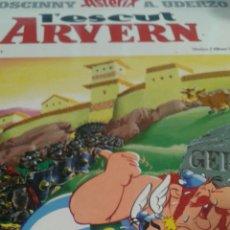 Cómics: L'ESCUT ARVERN (EN CATALAN). Lote 147052536