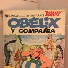 Cómics: ASTERIX, OBELIX Y COMPAÑIA - DARGAUD, GRIJALBO - DIBUJOS UDERZO, GUION GOSCINNY. Lote 147079386