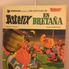 Cómics: ASTERIX EN BRETAÑA - DARGAUD, GRIJALBO - DIBUJOS UDERZO, GUION GOSCINNY. Lote 147079458