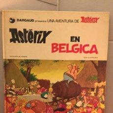 Cómics: ASTERIX EN BELGICA - DARGAUD, GRIJALBO - DIBUJOS UDERZO, GUION GOSCINNY. Lote 147079706