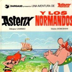 Cómics: ASTERIX Y LOS NORMANDOS. Nº 8. GRIJALBO / DARGAUD. CARTONÉ. AÑO 1984. Lote 147171556