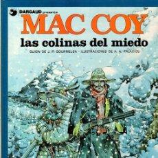 Cómics: MAC COY LAS COLINAS DEL MIEDO. Nº 13. GRIJALBO, 1987. Lote 147301662