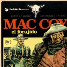 Cómics: MAC COY EL FORAJIDO. Nº 12. GRIJALBO, 1985. Lote 147302336