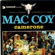 Cómics: MAC COY CAMERONE. Nº 11. GRIJALBO, 1984. Lote 147303070