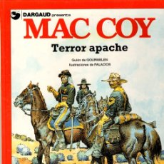 Cómics: MAC COY TERROR APACHE. Nº 17. GRIJALBO, 1992. EJEMPLAR RARO. Lote 147303648
