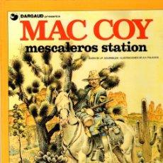 Cómics: MAC COY MESCALEROS STATION. Nº 15. GRIJALBO, 1989. Lote 147304273