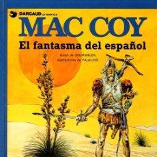 Cómics: MAC COY EL FANTASMA DEL ESPAÑOL. Nº 16. GRIJALBO, 1991. Lote 147304734