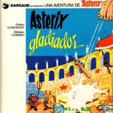 Cómics: ASTERIX GLADIADOR. Nº 4. CARTONÉ. GRIJALBO, 1984. Lote 147321353