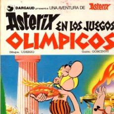 Cómics: ASTERIX EN LOS JUEGOS OLIMPICOS. Nº 5. CARTONÉ. GRIJALBO, 1984. Lote 147321634