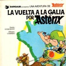 Cómics: LA VUELTA A LA GALIA POR ASTERIX. Nº 6. CARTONÉ. GRIJALBO, 1983. Lote 147323716