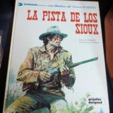 Cómics: LA PISTA DE LOS SIOUX TENIENTE BLUEBERRY Nº 5 CHARLIER GIRAUD GRIJALBO/DARGAUD AÑO 1980. Lote 147365278