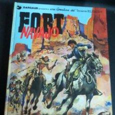 Cómics: FORT NAVAJO TENIENTE BLUEBERRY Nº 16 CHARLIER GIRAUD GRIJALBO/DARGAUD AÑO 1982. Lote 147367734