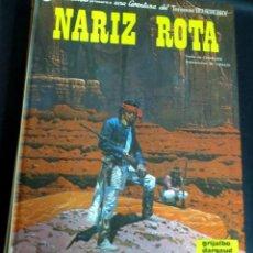 Cómics: NARIZ ROTA TENIENTE BLUEBERRY Nº 15 CHARLIER GIRAUD GRIJALBO/DARGAUD AÑO 1981. Lote 147367926