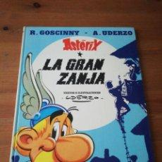 Cómics: ASTERIX. LA GRAN ZANJA. . Lote 147433094
