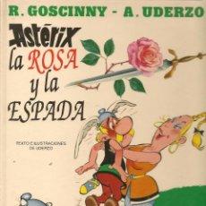 Cómics: ASTERIX. LA ROSA Y LA ESPADA. Nº 29. GRIJALBO / DARGAUD. 1991. Lote 147627278