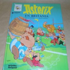 Cómics: ASTERIX EN BRITANIA - TAPA DURA. Lote 147654526
