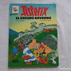 Cómics: GOSCINI / UDERZO. ASTERIX. EL ESCUDO ARVERNO. 1990. TRADUCCIÓN DE VÍCTOR MORA.. Lote 147655706