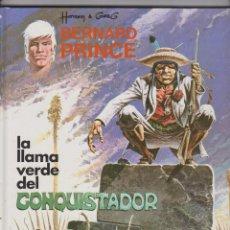 Cómics: BERNARD PRINCE -- Nº 8 LA LLAMA VERDE DEL CONQUISTADOR. Lote 147682774