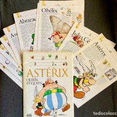 Cómics: ASTERIX. QUIEN ES QUIEN. EL PAIS AGUILAR. SANTILLANA EDICIONES. 2000.. Lote 147686394