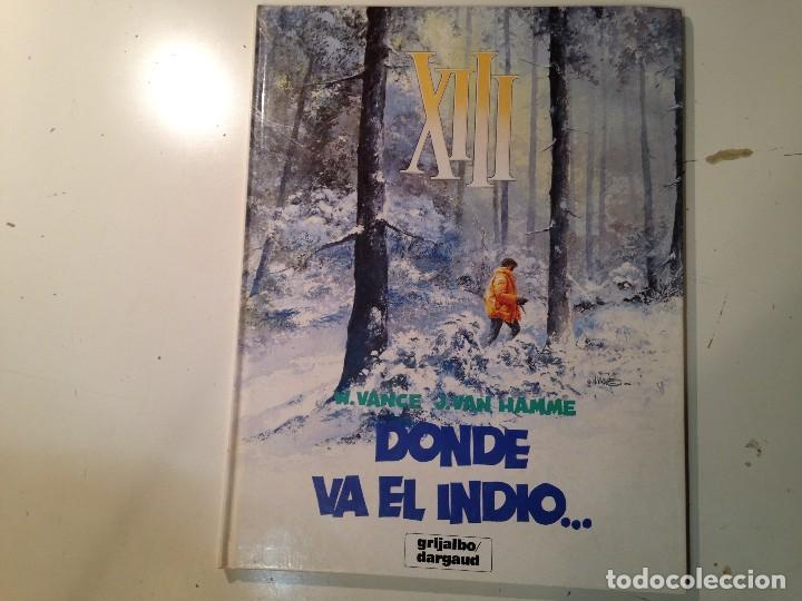 Cómics: XIII lote 6 ejemplares - Foto 2 - 147727242